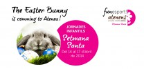 Jornades de Setmana Santa: The Easter Bunny is comming Ateneu!